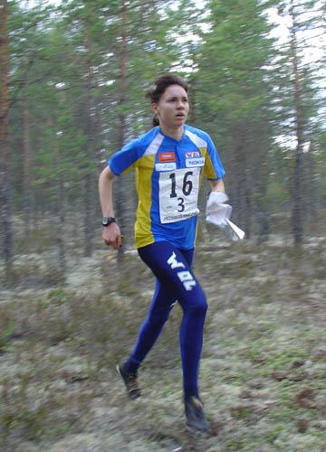 Marika Mikkola Jämi-Jukola 2004