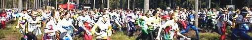 a Venla relay start