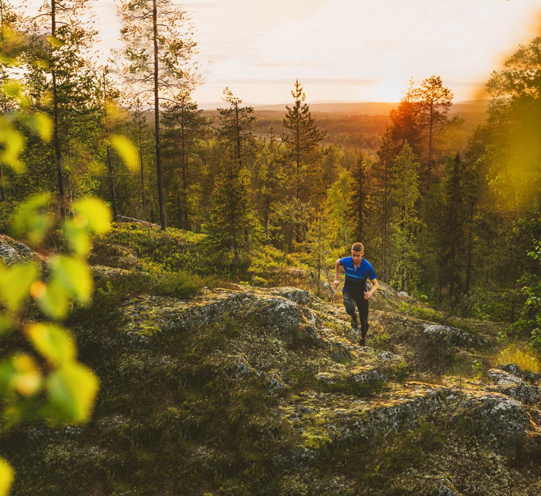 Napaiiri-Jukola 2020 Rovaniemi, Lappi, Suomi