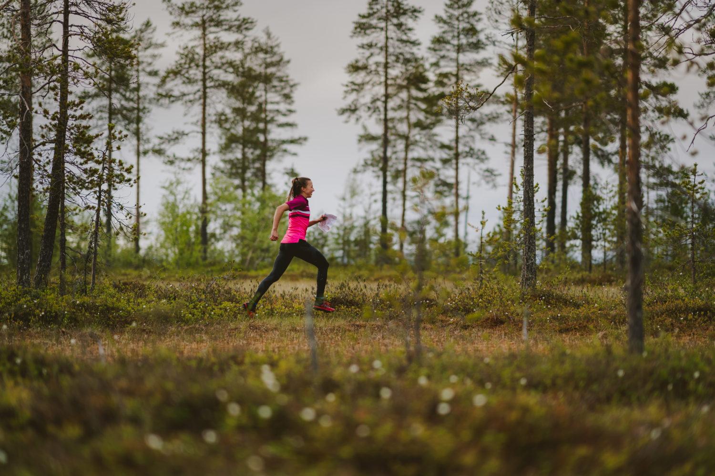 Napapiiri-Jukola 2020 Rovaniemi Lappi Suomi
