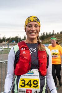 Anne Karhunen, MCDaamit. Kuva: Netta Karjalainen