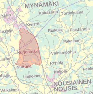 Kilpailukieltoalue Lukkari-Jukolaan 2022
